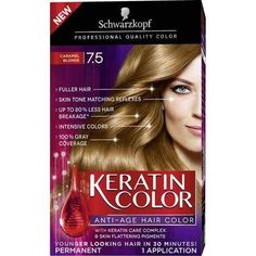 $4.00 off Any One Schwarzkopf Hair Color Product Printable Coupon Plus Extras and Walmart Matchup!
