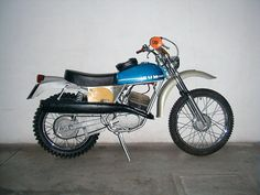 SWM 125 SIX DAYS 1972