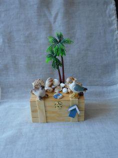 Geschenkbox/Geldgeschenk Urlaub,Reisen,Hochzeit