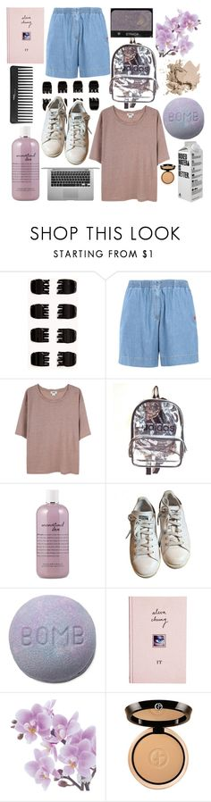 """Untitled #459"" by inkcoherent ❤ liked on Polyvore featuring Forever 21, Love Moschino, Acne Studios, adidas, philosophy, ASOS, Sephora Collection, NARS Cosmetics, Giorgio Armani and Bobbi Brown Cosmetics"