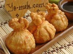 Çıtır Çin Mantısı Resimli Tarifi - Yemek Tarifleri