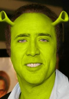 nicolas cage photoshop disney - Google Search