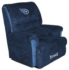 Tennessee Titans Recliner Chair