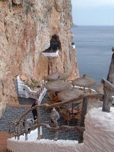 Caves of Xoroi, Menorca