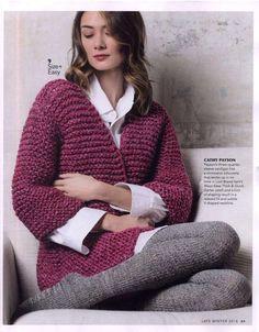 Мобильный LiveInternet Vogue Knitting Late Winter 2018 | AstroLady - Дневник AstroLady |