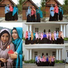 Unique Hijab Wedding Dresses 2015