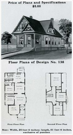 better plan with double vestibule and two chambers on the main floor. One can be converted to a library/study and the other for when you are older and cannot get up the stairs. Thus, converting it to a bungalow.