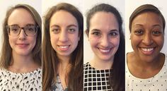 Here's What Self-Adjusting Lipstick Looks Like on Four Different People