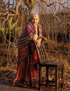 Beatrice Wood - Photo by William Gray Harris. Awesome Grand Old Lady. :D