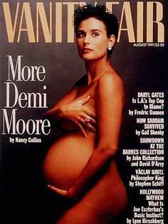 Vanity Fair: Demi Moore