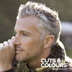 Older Mens Hairstyles Amusing Older Men's Hairstyle Via Jo's Style's Page On Facebook  Haircuts