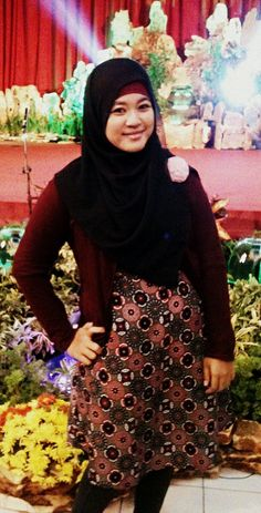 """""""Batik"""" from Solo-Indonesia #formal #casual"""