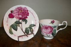 Roy Kirkham Versailles Vibrant Fine Bone China by AsUniqueAsYouAre, $10.00