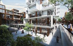 Hasle Linje Housing Complex , Oslo, 2014 - schmidt hammer lassen architects