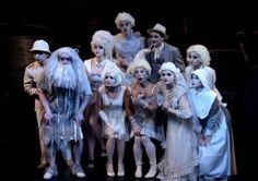 addams family musical costume plot - Google Search