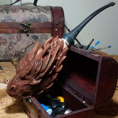 it's finish ....the progress of Smaug pipe - Album on Imgur