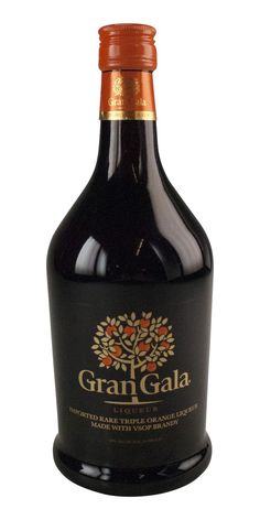 Gran Gala Orange Liqueur - A sexy and fabulous blend of Italian brandy infused with fresh Sicilian oranges makes one sip unforgettable. Feel the deep rich orange flavor in a velvety mouthful, straight or over ice. Home mixologists love this liqueur because it makes a crazy margarita and is great in gourmet cuisine. Indulge in oranges from Italy.
