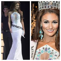 Miss Louisiana USA 2015 Evening Gown: HIT or MISS? http://thepageantplanet.com/miss-louisiana-usa-2015-evening-gown/