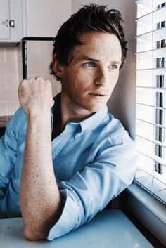 Eddie Redmayne- you're going to see him a lot.