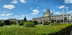 Vienna, Kunst- Naturhistorisches Museum and park, Nikon Coolpix L310, 4.5mm,1/250s,ISO80,f/8.7, panorama mode:segment 2, HDR photography, 201605211218