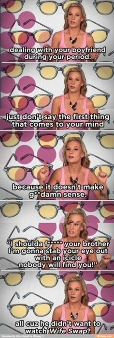Girl code.... nailed it