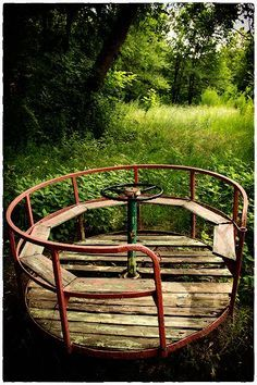 How To Build A Playground Merry Go Round - WoodWorking Projects & Plans