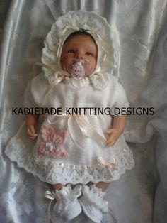 No 01 KADIE-JADE KNITTING PATTERN