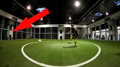 "The Future of Soccer Training Is Here !! Watch ""The Footbonaut """