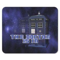 Iconic police box design on a galaxy background. Galaxy Background, Police Box, Customized Girl, Box Design, Fandom
