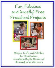 Free Preschool Activity ebook
