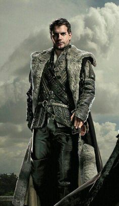 Super cool! Charles Brandon played by; Henry Cavill The Tudors and HBO series. Tutor era costumes