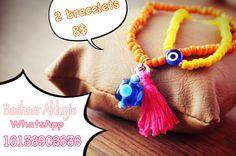 2 bracelets $8