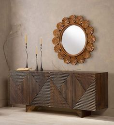 Hagley Traverse Carved Wood Console Table by Brayden Studio Console Furniture, Shabby Chic Furniture, Shabby Chic Decor, Furniture Making, Luxury Furniture, Furniture Design, Bedroom Furniture, Futuristic Furniture, Plywood Furniture