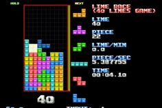 20 Seconds of Tetris Madness | Mental Floss