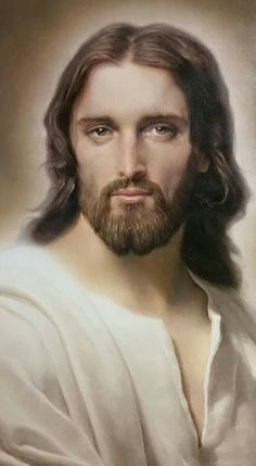 Dios & His soft & gentle eyes for us, such undeserved goodness He gives & offers to each of us Pictures Of Christ, Jesus Christ Images, Religious Pictures, Religious Art, Heart Of Jesus, Jesus Is Lord, God Loves You, Jesus Loves, Saint Esprit