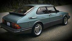 '91 Saab 900 Aero Coupe