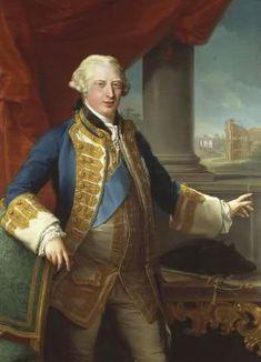 Pompeo Batoni (1764)- Edward Augustus, duca di York
