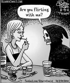 Flirting with death funny pictures funny quotes funny memes via jpg death humor quotes Very Funny Pictures, Funny Photos, Funny Flirting Quotes, Flirt Quotes, Funny Fails, Funny Memes, Hilarious, Meme Meme, Funniest Memes