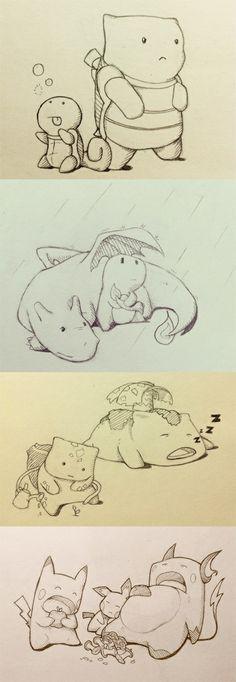 Cute little Pokemon