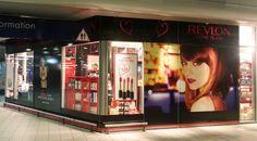Revlon, apre il nuovo Temporary Store a Napoli!