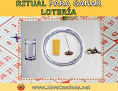 Ritual Magia Blanca Para Lotería