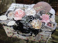 Miranda Edney's Gallery: Prima Romance Novel altered box