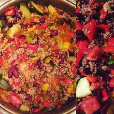 www.SmacznaPerelka.wordpress.com #chili #chiliconcarne #tasty #spicy #hot #healfy #smacznaperelka