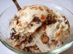 Carrot Cake Ice Cream - 2 desserts in 1 amazing dish!