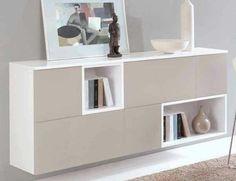 vajillero aparador horizont moderno mueble living comedor