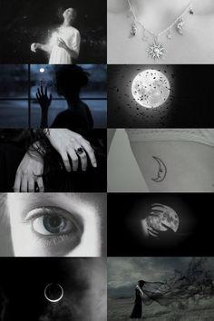 selene/luna aesthetic (more here)