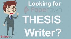 BUY THE BEST QUALITY Thesis TO GET  ACADEMIC SUCCESS LOOKING FOR A PLACE TO BUY THESIS? Paperown got the qualified #Thesiswritingexperts.