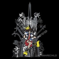 Kingdom Hearts: Game of Hearts Color