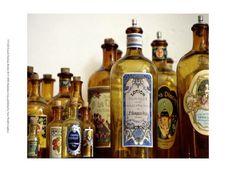 french bottles...