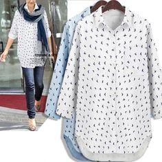 Дешевое Весной 2015 новый ослабления мс длинное пальто белая рубашка весной и осенние длинный рукав рубашки, Купить Качество рубашки домашние муж. непосредственно из китайских фирмах-поставщиках:                                                         'Код